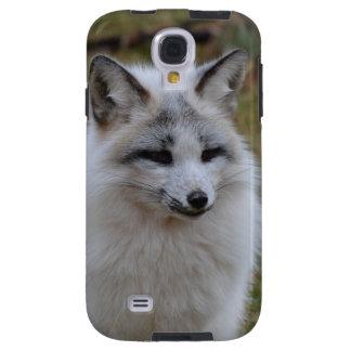 Adorable White Fox Galaxy S4 Case