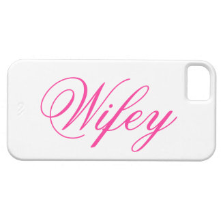 Adorable Wifey iPhone 5 Case