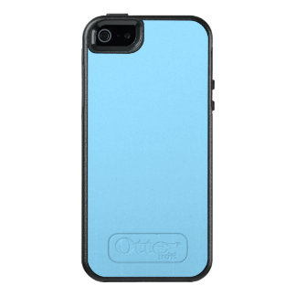 Adorably Cuddly Blue Color OtterBox iPhone 5/5s/SE Case