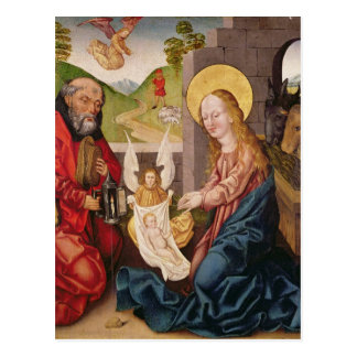 Adoration of the Child Postcard