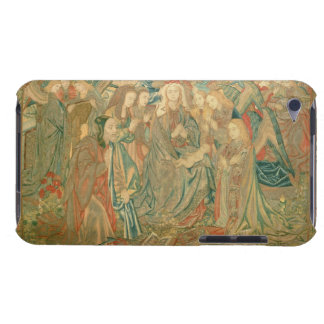 Adoration of the Christ child  (Tapestry) iPod Touch Cover