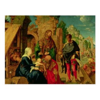 Adoration of the Magi, 1504 Postcard