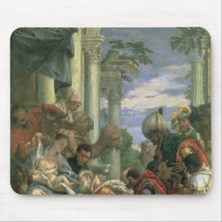 Adoration of the Magi 1570s Mousepads