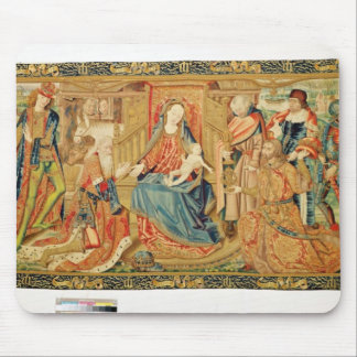 Adoration of the Magi, 15th-16th century Mouse Mat