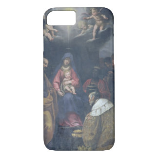 Adoration of the Magi, 1629 (oil on canvas) iPhone 8/7 Case