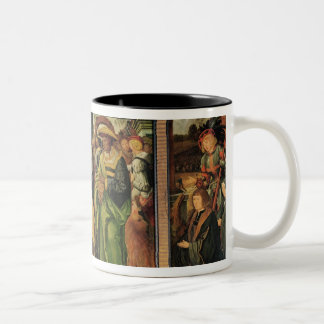 Adoration of the Magi 2 Two-Tone Coffee Mug