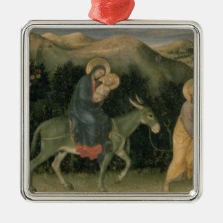 Adoration of the Magi Altarpiece Christmas Ornament