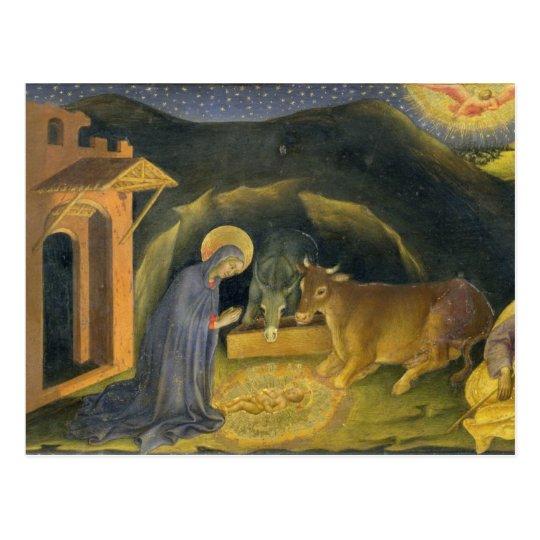 Adoration of the Magi Altarpiece; left hand predel