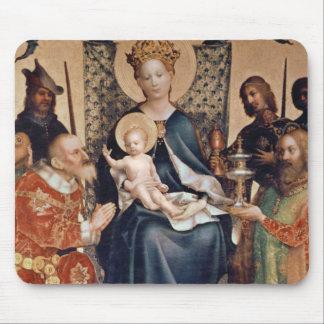 Adoration of the Magi altarpiece Mouse Mat