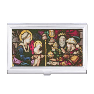 Adoration of the Magi Business Card Holder