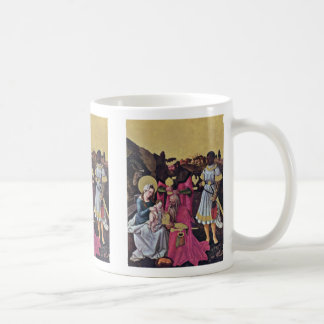 Adoration Of The Magi By Baldung Hans Coffee Mugs