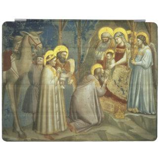 Adoration of the Magi, c.1305 iPad Cover
