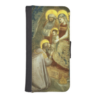 Adoration of the Magi, c.1305 iPhone SE/5/5s Wallet Case