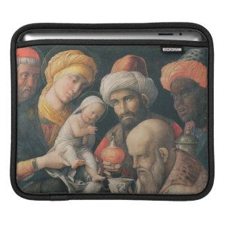Adoration of the Magi, c.1495-1505 iPad Sleeve