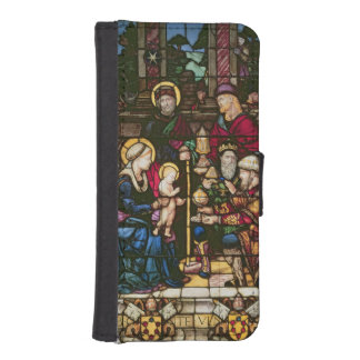 Adoration of the Magi iPhone SE/5/5s Wallet Case