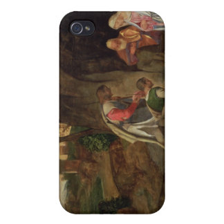 Adoration of the Shepherds, 1510 iPhone 4 Cover