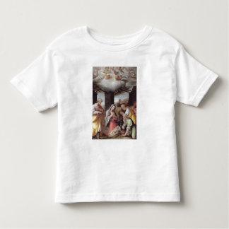 Adoration of the Shepherds, c.1500 (tempera on pan T Shirts