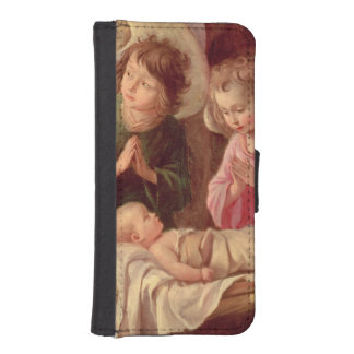 Adoration of the Shepherds iPhone SE/5/5s Wallet Case