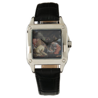 Adoration of the Shepherds Wrist Watches