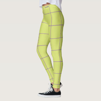 Adore Pinstripe leggings