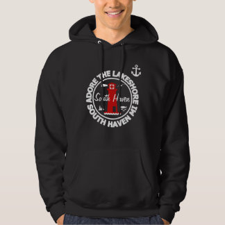 Adore The Lakeshore - South Haven Hoodie