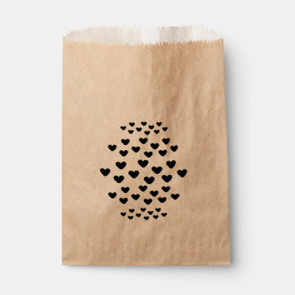 """""""ADORED AND LOVED"""" FAVOUR BAGS"""