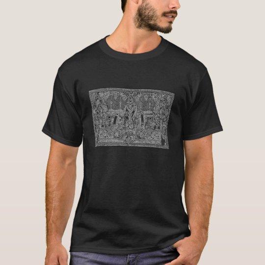 adorientem traditional roman catholic mass liturgy T-Shirt