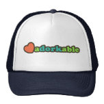 Adorkable Mesh Hats