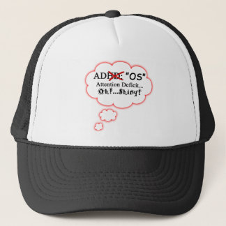 ADOS Shirt Trucker Hat