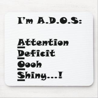 ADOSRectangle Mouse Pad