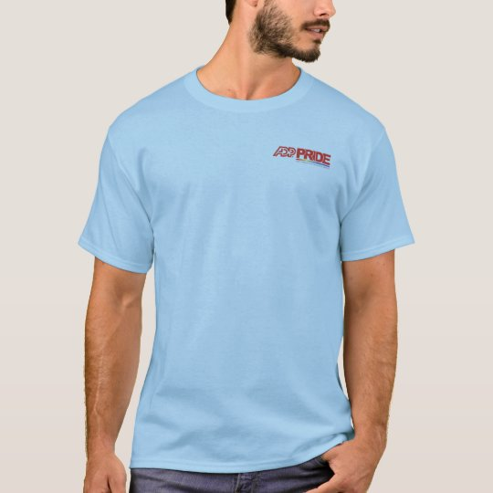 ADP Pride Standard T-Shirt - Choose your colour!