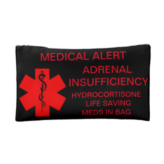ADRENAL insufficiency bag