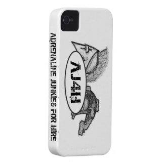 Adrenaline Junkies iphone cover (helmets) iPhone 4 Covers