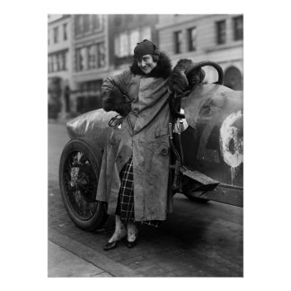 Adrenaline Rush, 1915 Poster