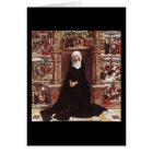 Adriaen Isenbrandt  Our Lady of the Seven Sorrows Card
