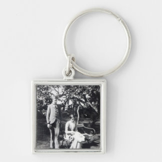 Adrian and Virginia Stephen, 1900 Key Chain