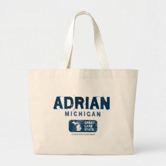 Adrian Michigan Great Lake State Bag