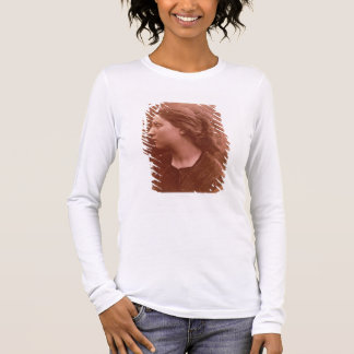 Adriana (sepia photo) long sleeve T-Shirt