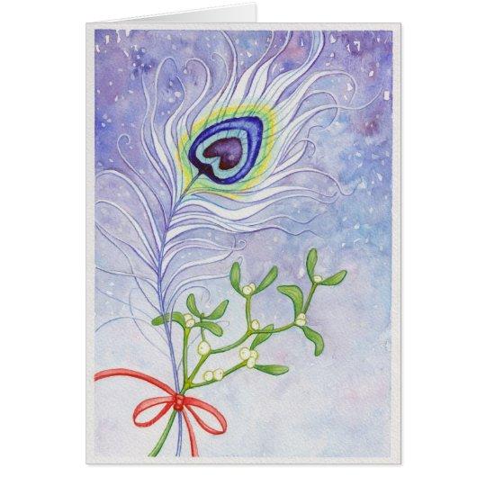 Adrien English themed greeting card