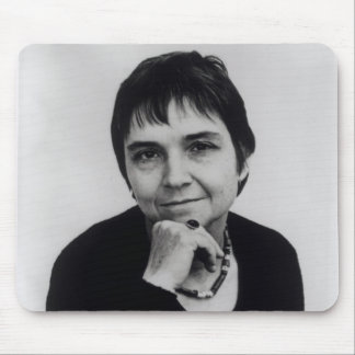Adrienne Cecile Rich , 1970s Mouse Pad