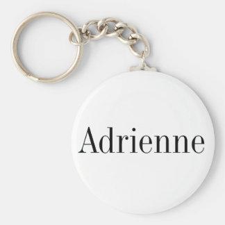 Adrienne Name Keychain
