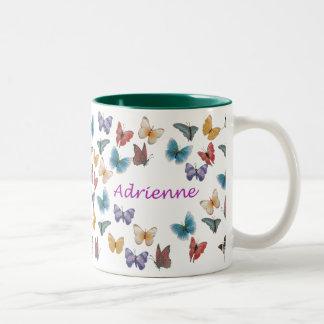 Adrienne Two-Tone Mug