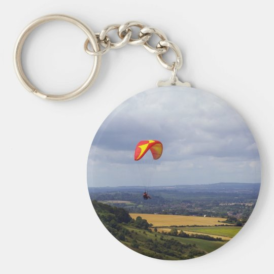 Adrift on the Wind Key Ring