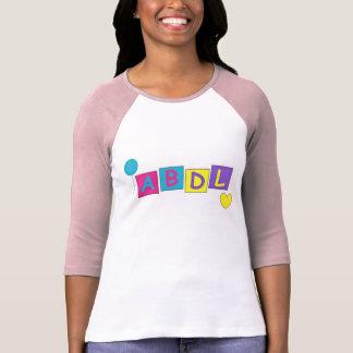 Adult Baby/ABDL Raglan tee