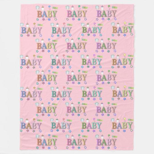 Adult Baby Blanket | night night AB |