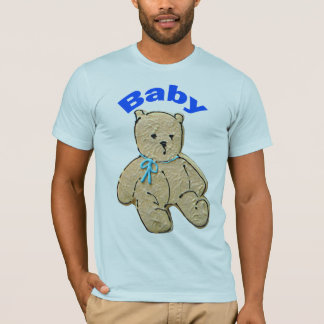 Adult Baby Boy Baby Bear T-Shirt