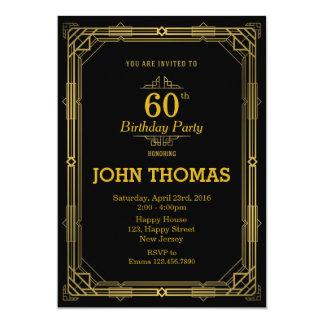 Adult Birthday Invitation
