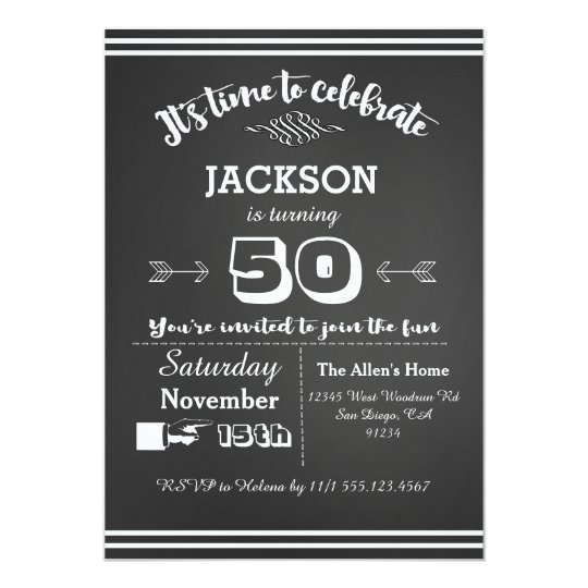40th Birthday Invitations Announcements Zazzle UK