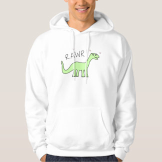 Adult Bronto Rawr Hoodies