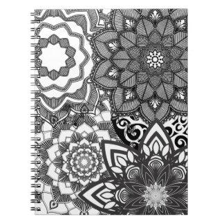 Adult Coloring: Mandala Notebook